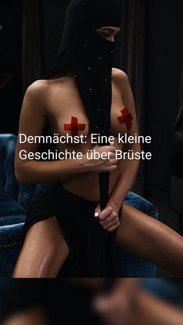 Demnächst: Eine kleine Geschichte über Brüste